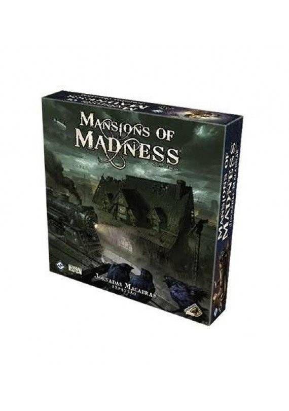 Mansions Of Madness - Expansão Jornadas Macabras