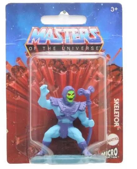 Masters Of The Universe - Mini Figura Skeletor