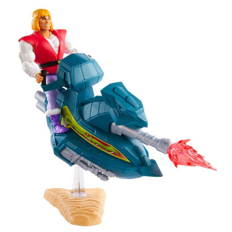 Masters Of The Universe - Principe Adam e Jet Sled