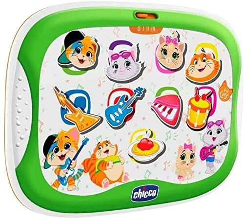 Meu Tablet Musicat 44 Gatos - Chicco