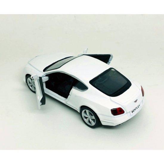 Hot Wheels - Miniatura Carro Bentley Continental GT V8 - C/ Luz e Som