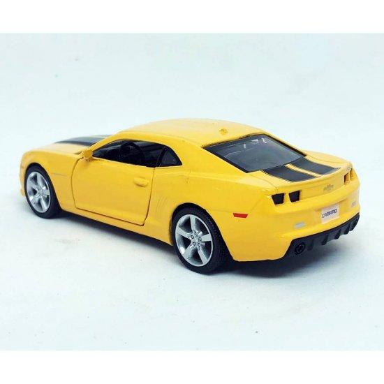 Hot Wheels - Miniatura Carro Chevrolet Camaro - C/ Luz e Som