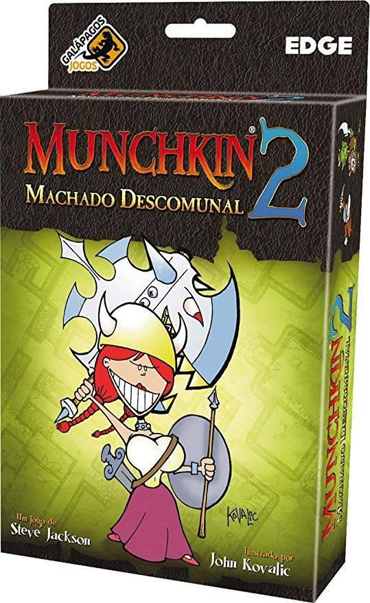 Munchkin 2 - Machado Descomunal