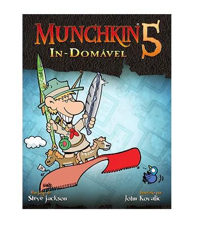 Munchkin 5: In-Domável (Expansão)