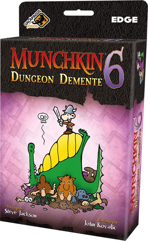 Munchkin 6: Dungeon Demente (Expansão)