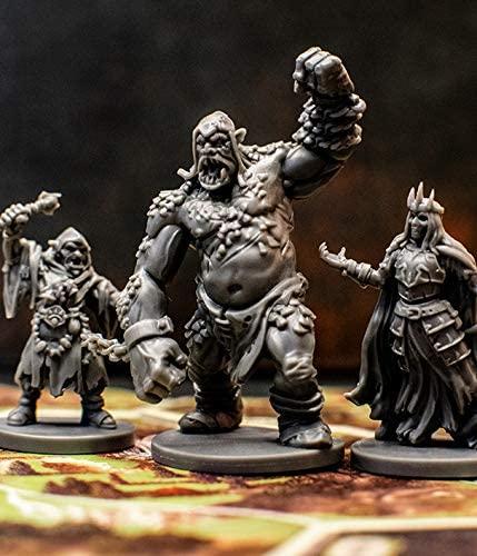 O Senhor dos Anéis: Jornadas na Terra Média - Habitantes da Escuridão (Expansão)