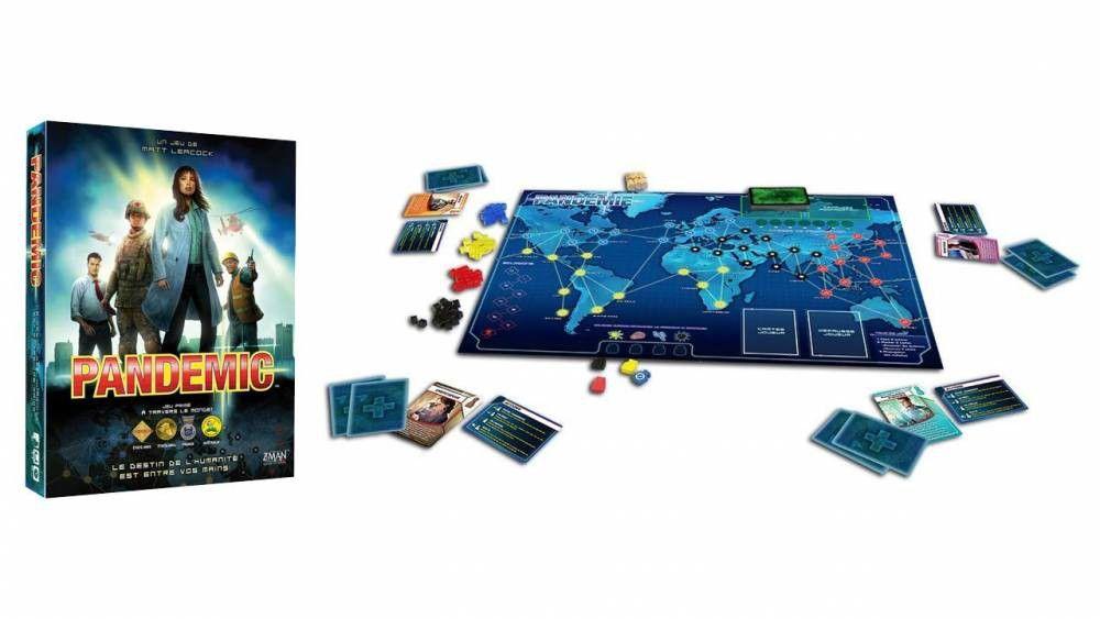 Pandemic - Galapagos Jogos