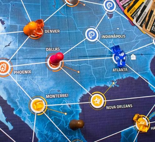 Pandemic: Zona Crítica