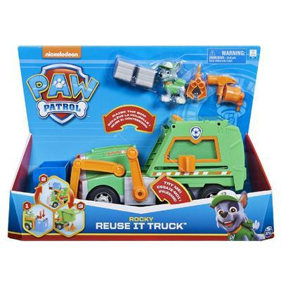 Patrulha Canina - Caminhão Reuse Rocky