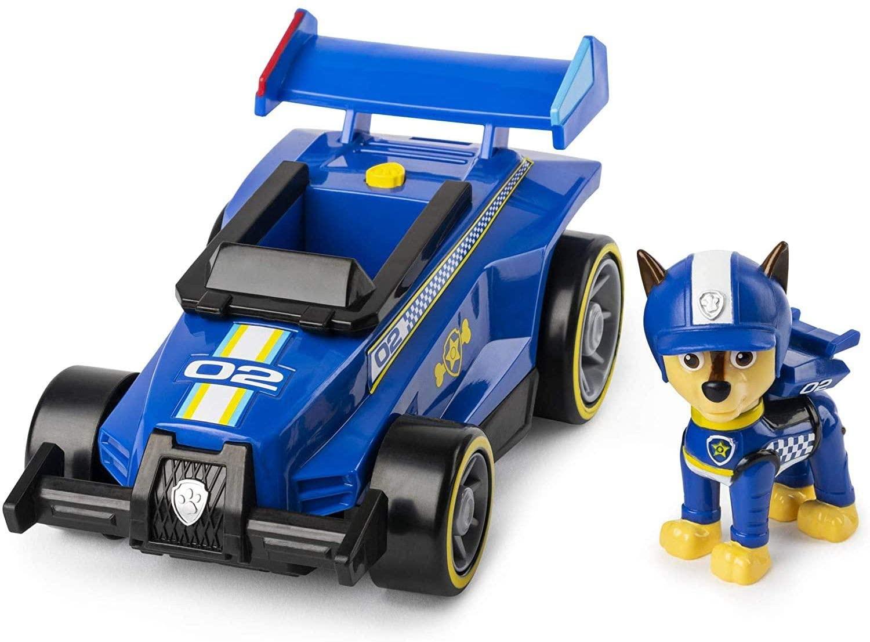 Patrulha Canina -  Carro Chase Rescue Racers com Som