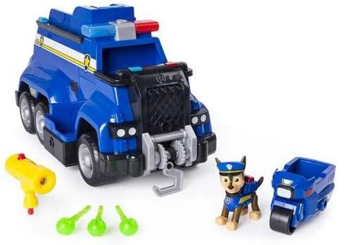 Patrulha Canina - Carro De Policia Resgate Extremo