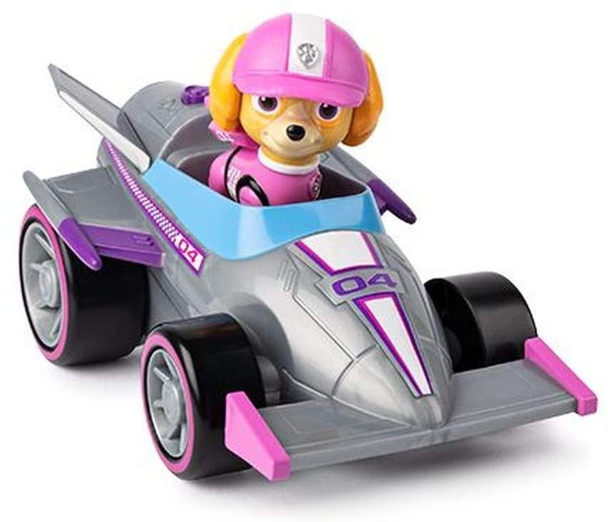 Patrulha Canina - Carro Skye Rescue Racers com Som