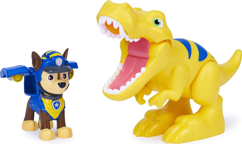 Patrulha Canina - Dino Resgate Chase e Tyrannosaurus Rex