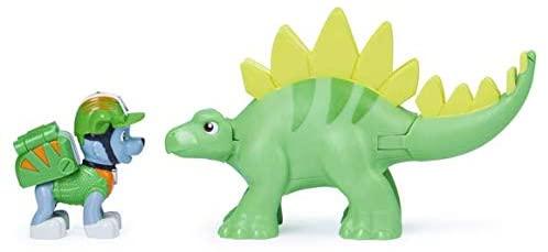 Patrulha Canina - Dino Resgate Rocky e Stegosaurus