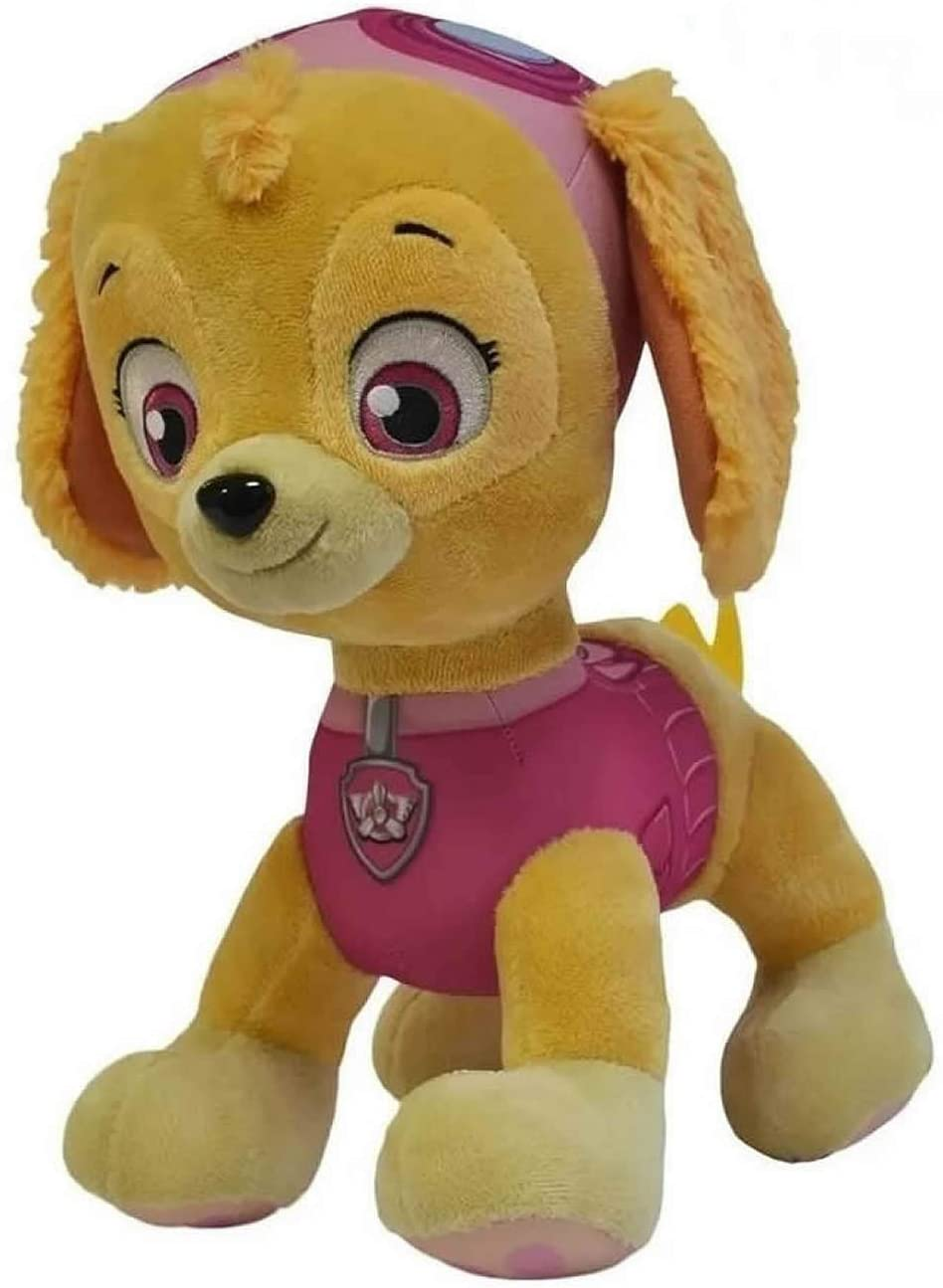 Patrulha Canina - Pelúcia Skye