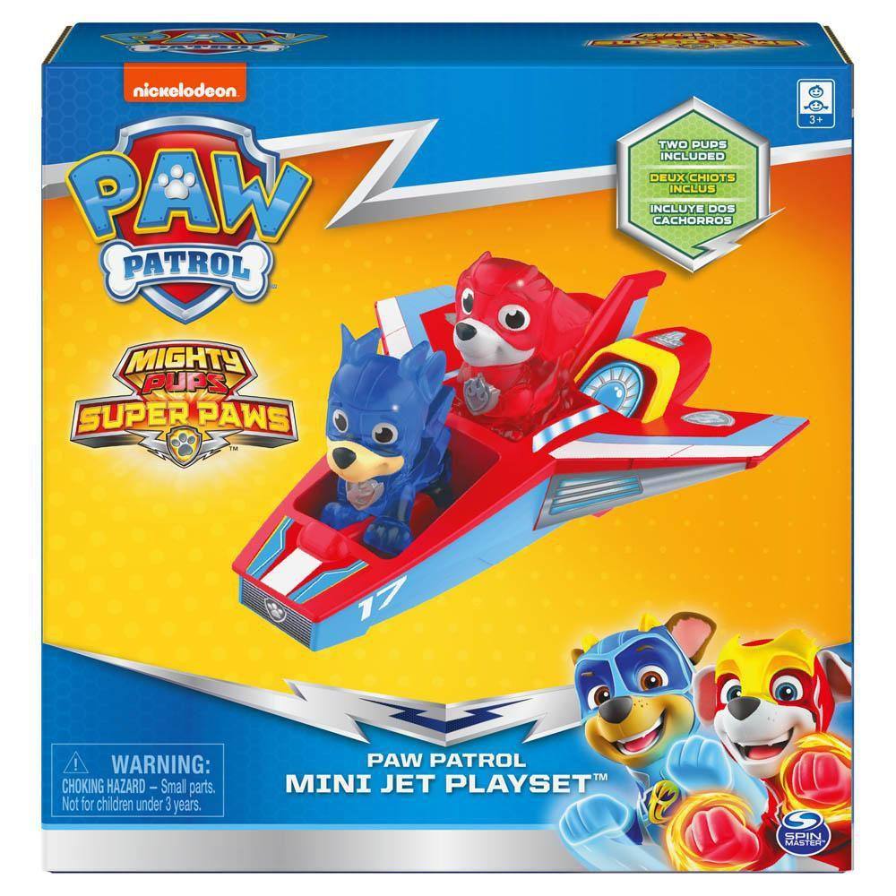Patrulha Canina - Playset Mini Jet