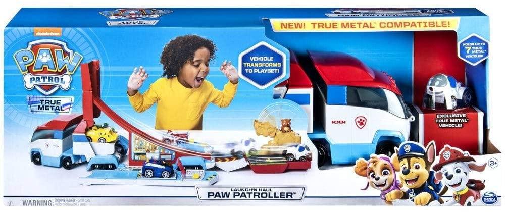 Patrulha Canina - Playset  Patrulheiro 2em 1