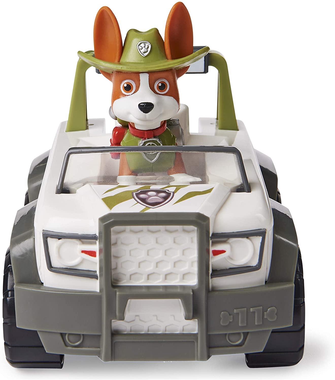 Patrulha Canina - Veículo Básico Tracker Jungle Cruiser