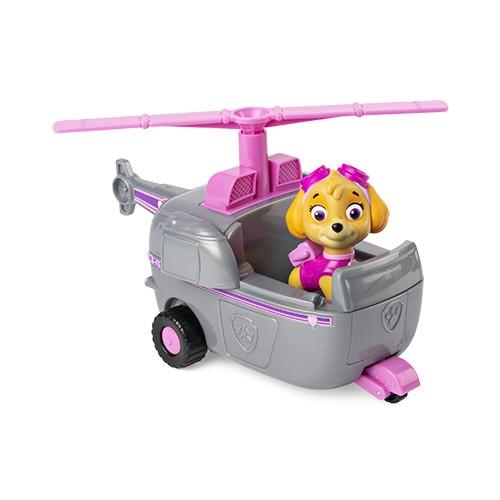 Patrulha Canina - Veículo Com Figura Básica Skye