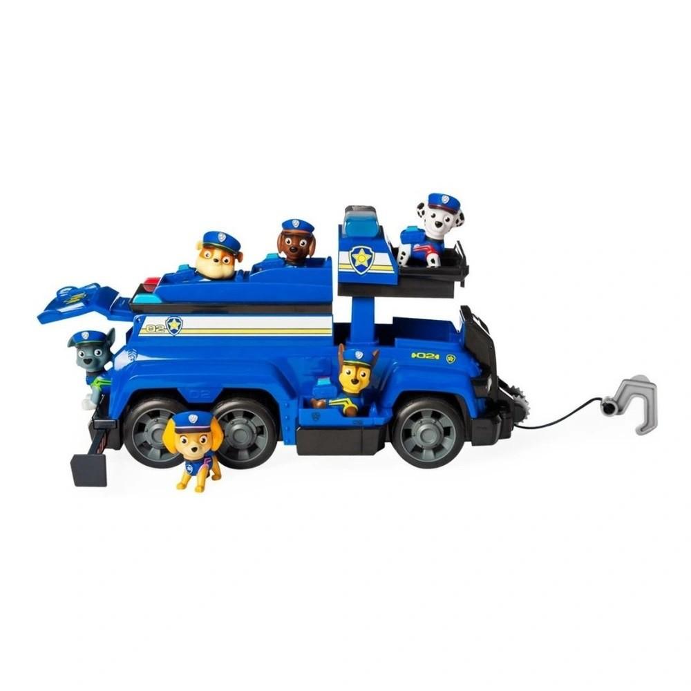 Patrulha Canina Veiculo Equipe De Polícia Chase Sunny 1285