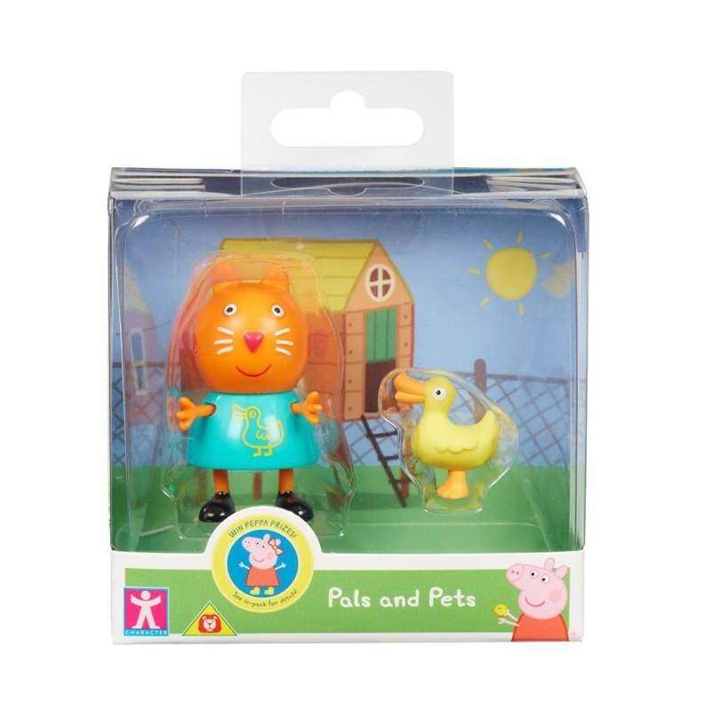 Peppa Pig - Candy e Pet Pata