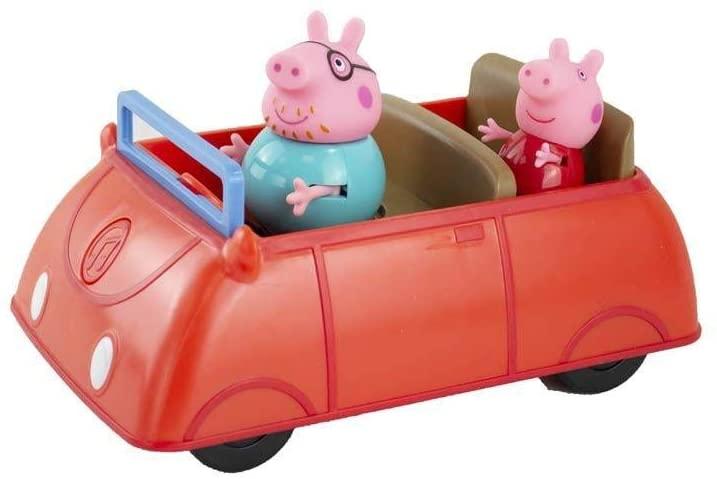 Peppa Pig - Carro da Família Pig