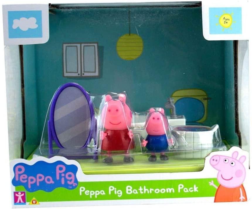 Peppa Pig - Cenário Banheiro