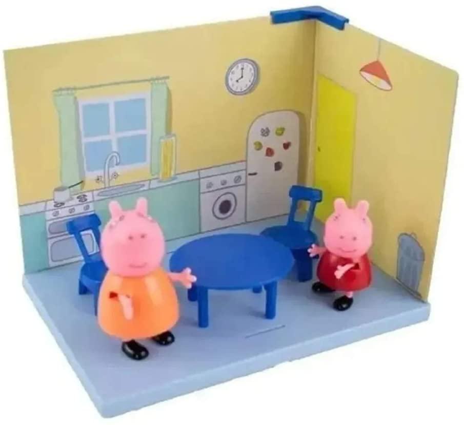 Peppa Pig - Cenário Cozinha