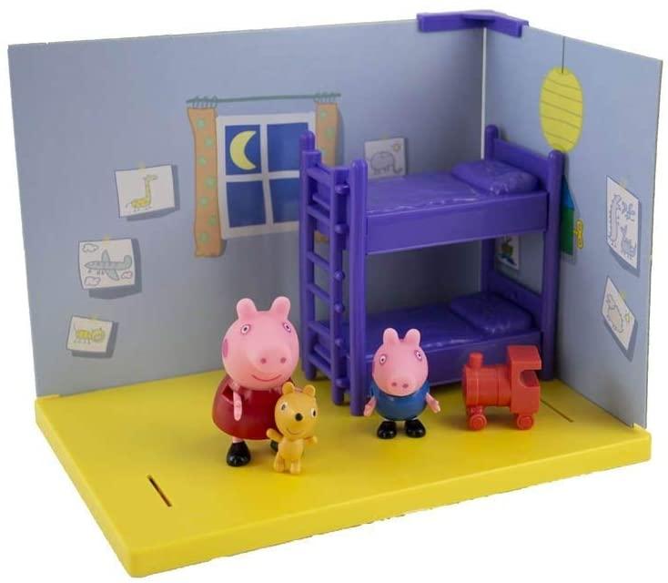 Peppa Pig - Cenário  Quarto
