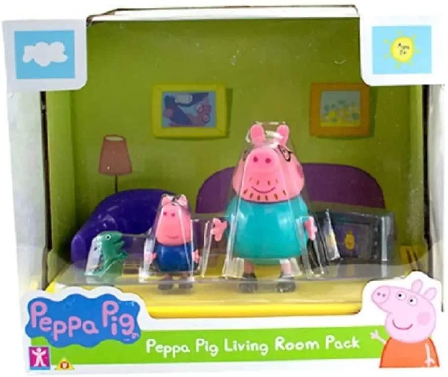 Peppa Pig - Cenário Sala