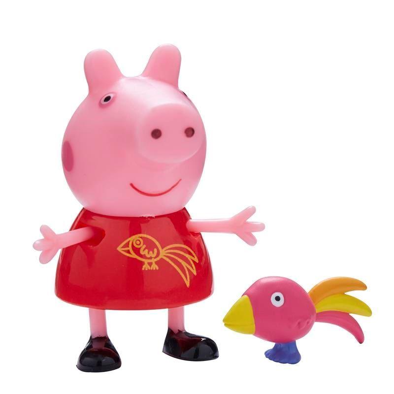 Peppa Pig e Pet Passarinho