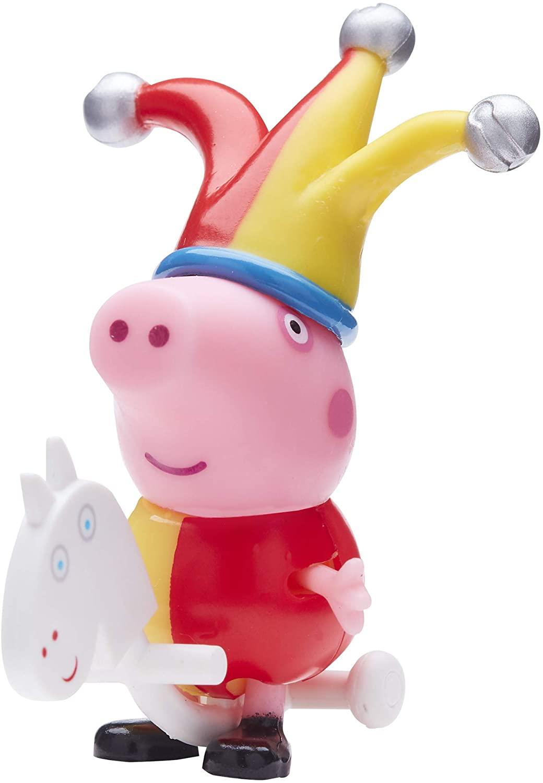 Peppa Pig - George com Roupinhas