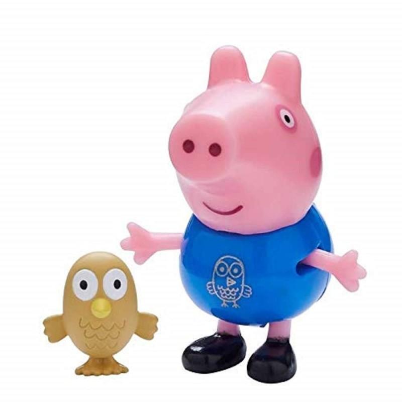 Peppa Pig - George e Pet Coruja