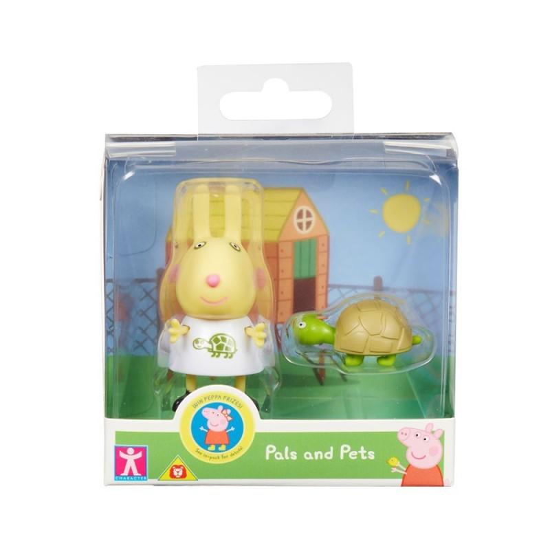 Peppa Pig - Rebeca e Pet Tartaruga
