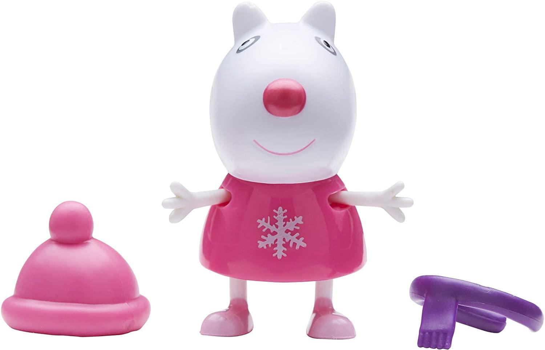 Peppa Pig - Suzy com Roupinhas