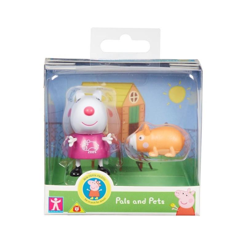 Peppa Pig - Suzy e Pet