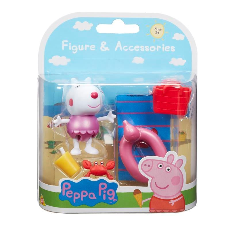 Peppa Pig - Suzy Vai a Praia