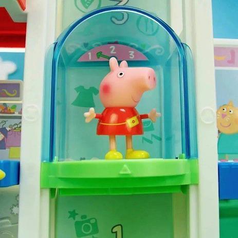 Peppa Pig Vai Ao Shopping