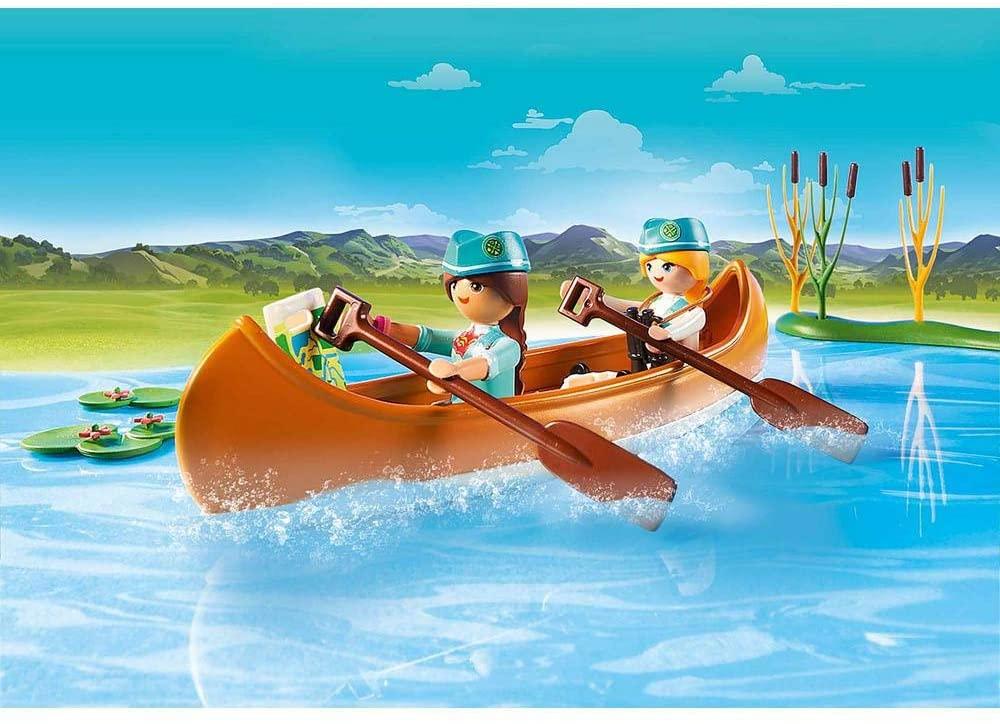 Playmobil SPIRIT - Acampamento de Verão 70329