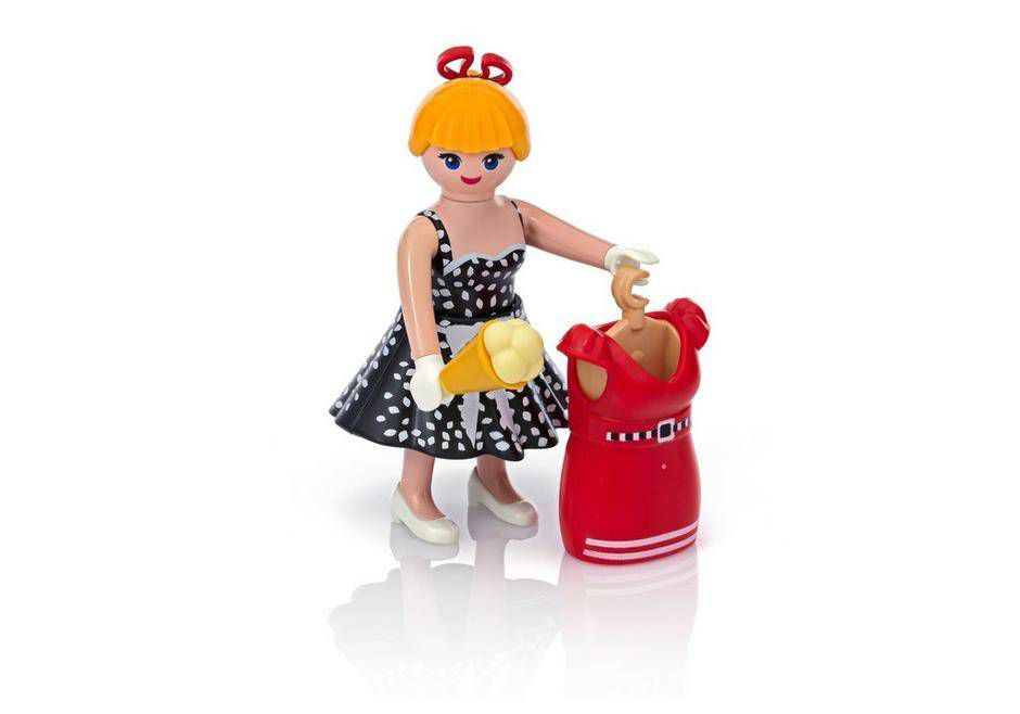 Playmobil Boneca Fashion Girls
