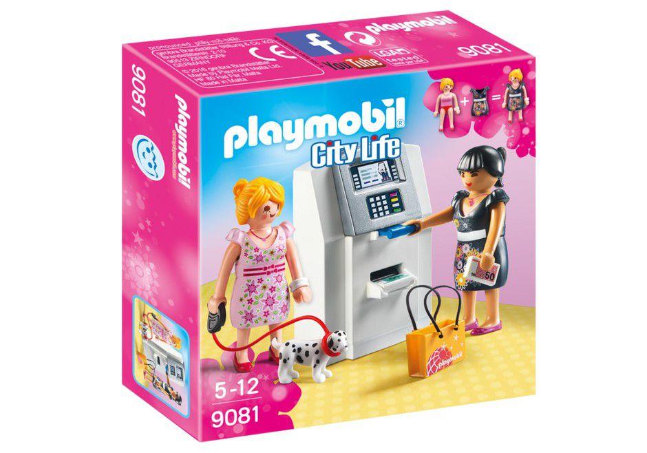 Playmobil Caixa Eletrônico