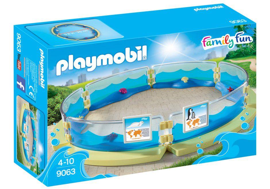 Playmobil Cercado para Aquario