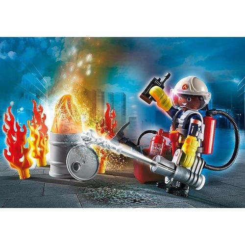 Playmobil City Action - Gift Set Bombeiros 70291