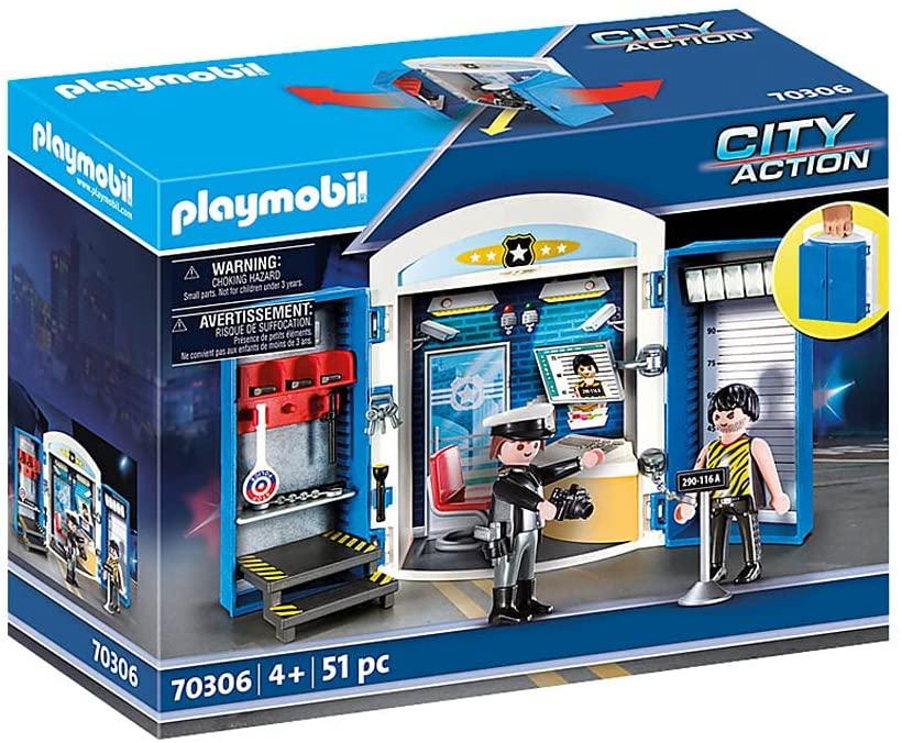 Playmobil City Action - Gift Set Estação Policial 70306