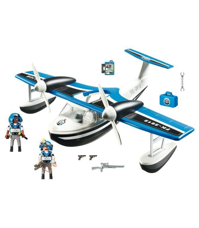 Playmobil City Action - Hidroavião da Polícia 9436