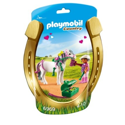 Playmobil Country Soft Bags - Poney 6969