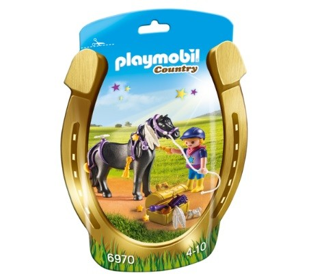Playmobil Country Soft Bags - Poney 6970