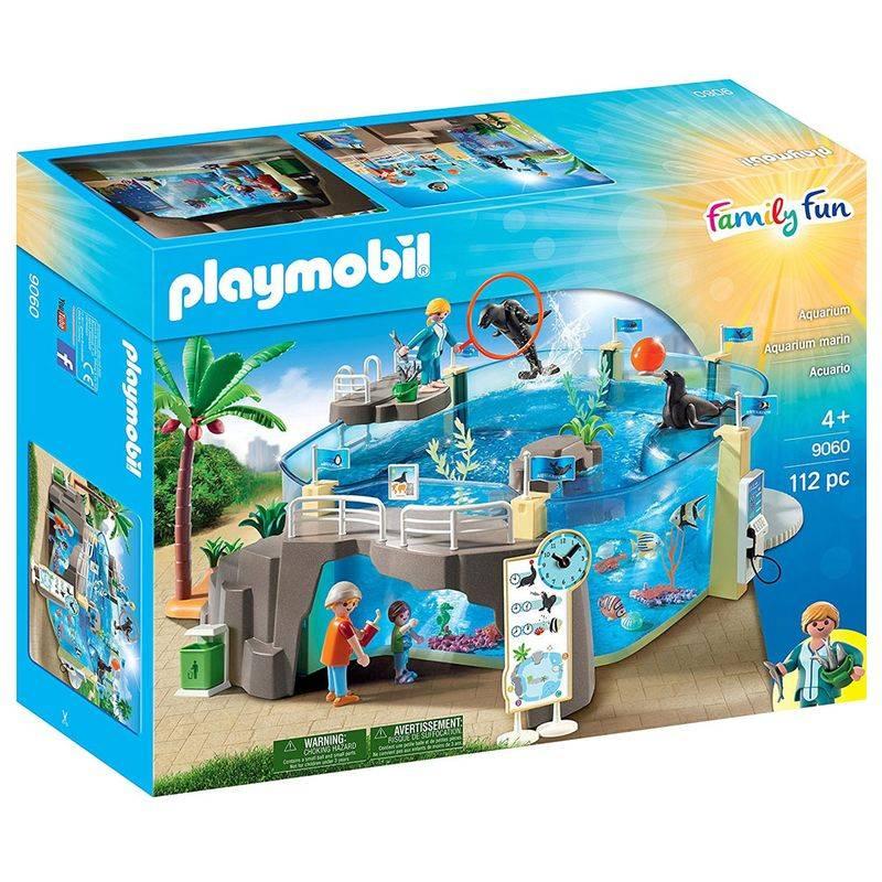 Playmobil Family Fun - Aquário 9060