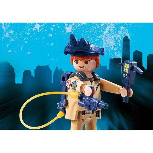 Playmobil Ghostbusters - Caça Fantasma Bike
