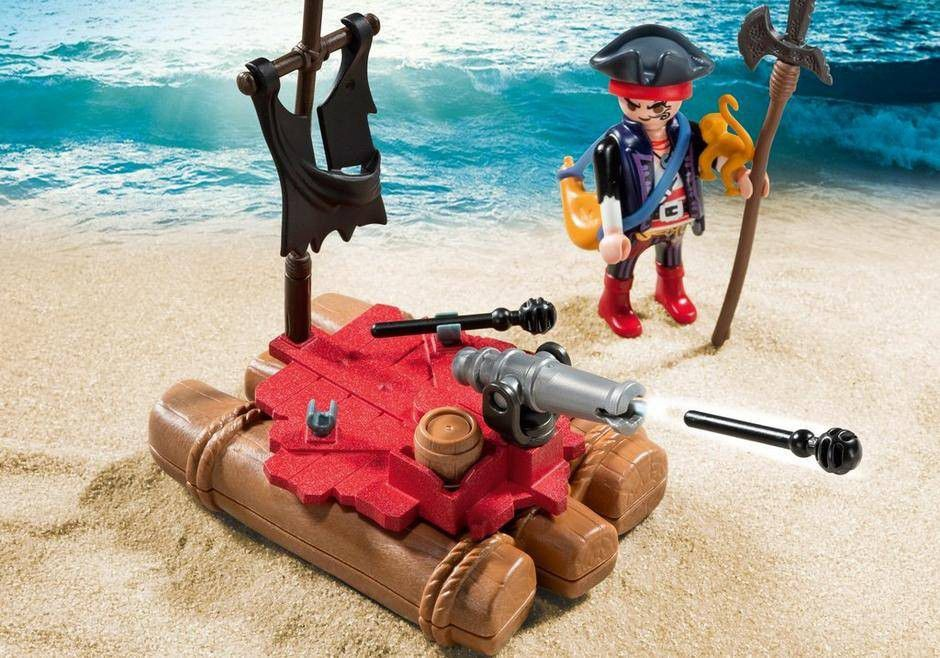 Playmobil Maleta Pirata